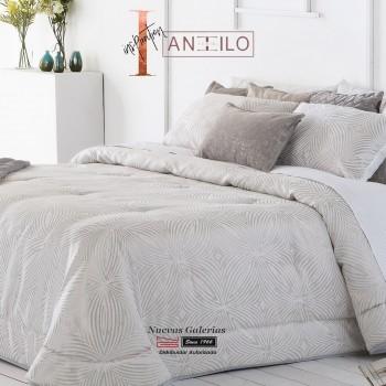 Antilo Bouti Quilt | Elba Blanco