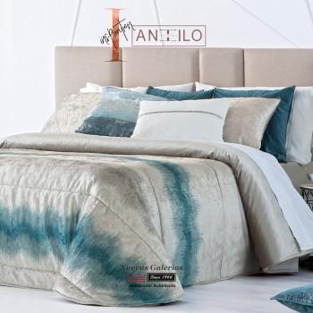 Antilo Bouti Quilt | Elmet Azul