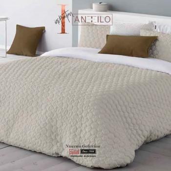 Funda Nordica Jacquard Antilo | Camelot Beige