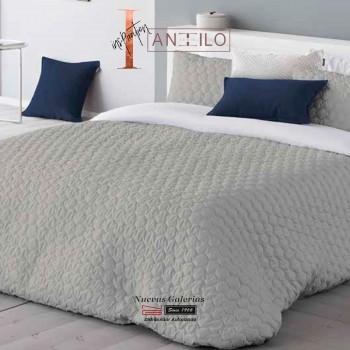 Antilo Duvet Cover | Camelot Gris
