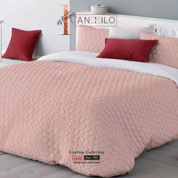 Antilo Duvet Cover | Camelot Rosa