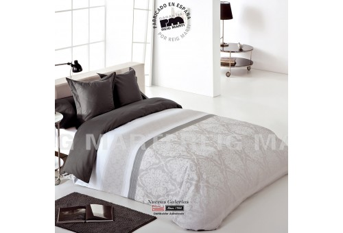 Reig Marti Reig Marti Duvet Cover | Graco Gris - 1 Graco Duvet Cover in Gray, by Reig Martí. Composed of 3/4 pieces (bag, adjust