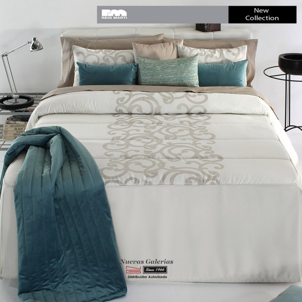 Bedspread Comforter Jacquard Amiens-01   Reig Marti