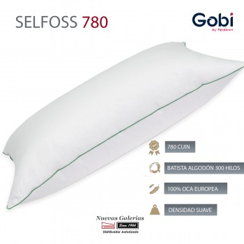 Selfoss Down Pillow 780 CUIN | Ferdown