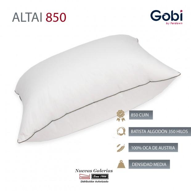 Altai Euro Square Down Pillow 850 CUIN   Ferdown