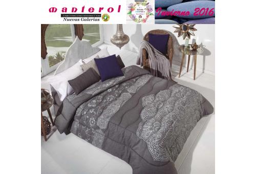 Manterol Trapunte Quilt Onur 153-12 | Manterol - 1 Trapunta Onur 153-12 | Manterol - Trapunta jacquard ideale per i mesi inverna