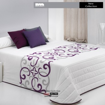 Edredón Conforter Reig Marti | Vanity 2-09 Morado