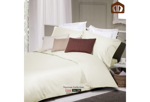 Manterol Duvet cover Set - Exclusive Ivory 400 threads