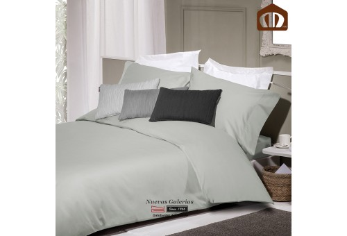 Manterol Duvet cover Set - Exclusive Gray 400 threads