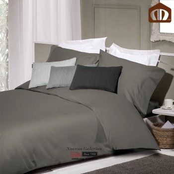 Manterol Duvet cover Set - Exclusive Anthracite 400 threads