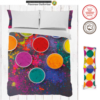 Manterol Duvet Cover | SNAP 730 Digital Printing