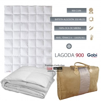 European White goose down Duvet 900 CUIN 120 grs| Ferdown
