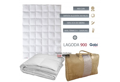 Ferdown European White goose down Duvet 900 CUIN 120 grs| Ferdown - 1  Down conforter 100% European White Goose | Ferdown 120grs