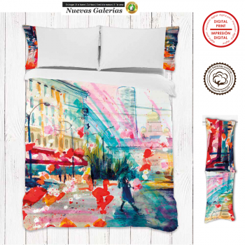 Manterol Duvet Cover | SNAP 731 Digital Printing