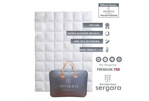 Relleno Nordico Sergara Premium 750   4 Estaciones