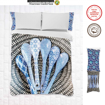 Manterol Duvet Cover | SNAP 735 Digital Printing