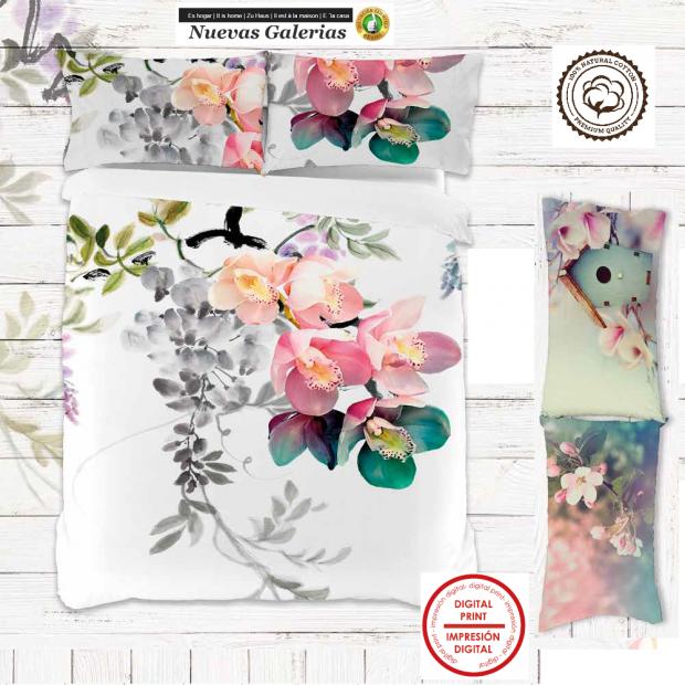 Manterol Manterol Duvet Cover | SNAP 732 Digital Printing - 1 Duvet cover Manterol | SNAP 732Digital 100% Algodon No incluye B