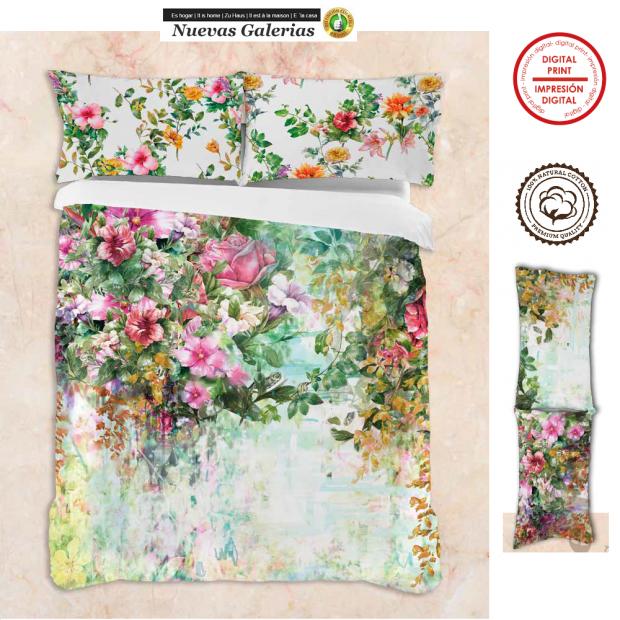Manterol Manterol Duvet Cover | SNAP 728 Digital Printing - 1 Duvet cover Manterol | SNAP 728Digital 100% Algodon No incluye B