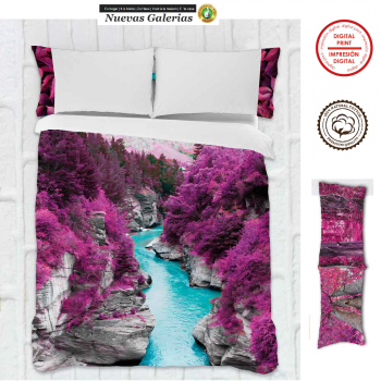 Manterol Duvet Cover | SNAP 729 Digital Printing