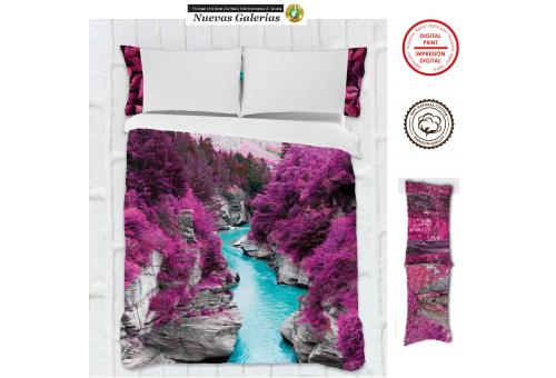 Manterol Manterol Duvet Cover | SNAP 729 Digital Printing - 1 Duvet cover Manterol | SNAP 729Digital 100% Algodon No incluye B