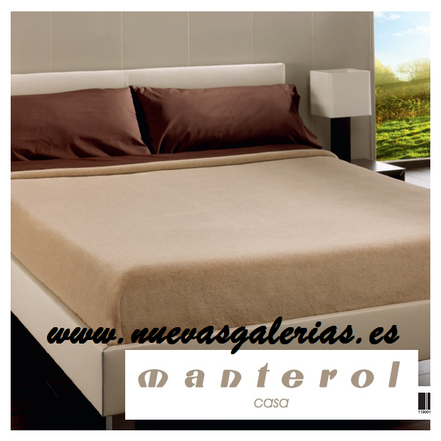 Manterol Wolldecke Manterol | Palace - 1 Manterol Wolldecke | Palace - Manta 100% reine Kamelwolle 575gr / m2 - Exklusivprodukt