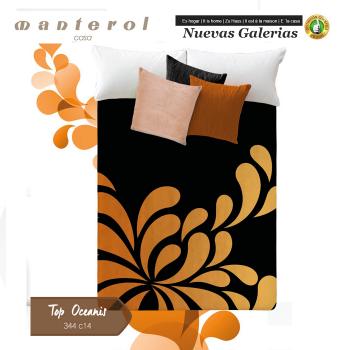 Manterol Welvet Blanket | Oceanis 344-14