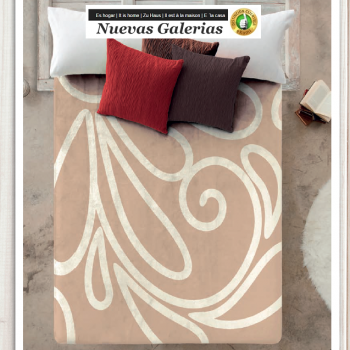 Manterol Welvet Blanket | Oceanis 325-07