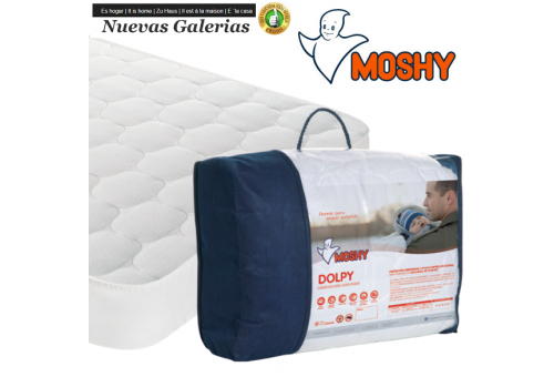 Cubrecolchón Reversible Dolpy | Moshy