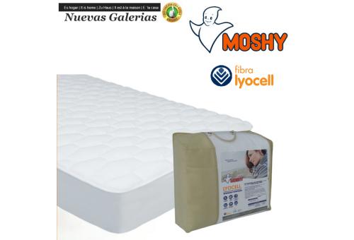 Protège-matelas matelassé Lyocell Réversible | Moshy