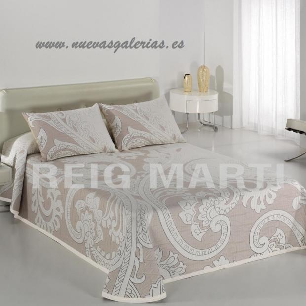 Reig Marti Colcha Reig Marti | Burdeos 01 - 1 Colcha Jacquard modelo Burdeos, de Reig Martí. Disfruta de esta colcha disponible