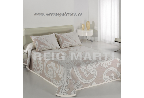 Reig Marti Reig Marti Bedcover | Burdeos 01 - 1 Jacquard bedspread model Bordeaux, by Reig Martí. Enjoy this Bedcover available