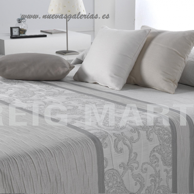 Reig Marti Reig Marti Bedcover | Carvex 00 - 1 Jacquard bedspread model Carvex, by Reig Martí. Enjoy this Bedcover available in