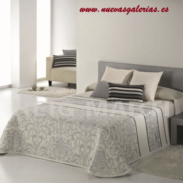 Reig Marti Reig Marti Bedcover | Corey 08 - 1 Jacquard Bedcover model Corey, by Reig Martí. Enjoy this Bedcover available in var