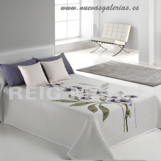 Reig Marti Reig Marti Bedcover | Kelly 09 - 1 Kelly Jacquard Bedcover, by Reig Martí. Enjoy this Bedcover available in various c