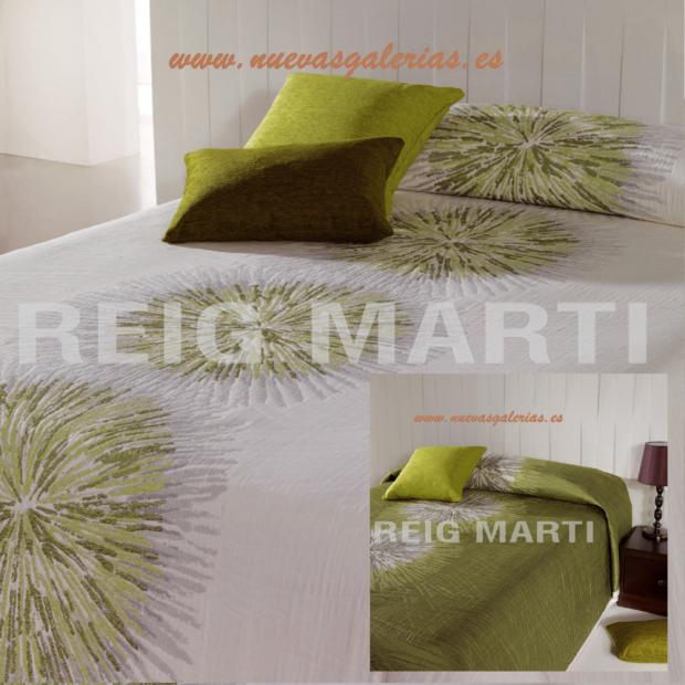 Reig Marti Copriletto Trapuntato reversibile Reig Marti   Agnes 04 - 1 copriletto Reversibile modello Agnes, di Reig Martí. Godi