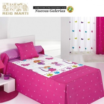 Reig Marti Kids Bedspread Quilt | Candy