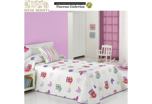 Reig Marti Reig Marti Kids Bouti Bedspred | Lala - 1 Pirate children's bouti bedspread, by Reig Martí. This bouti bedspread is i