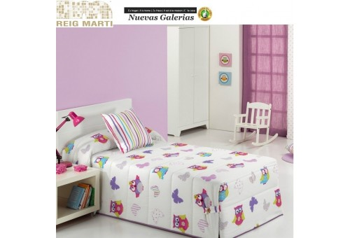 Reig Marti Reig Marti Kids Quilt | Lala - 1 Lala children's comforter, by Reig Martí. ideal for the winter months thanks to its