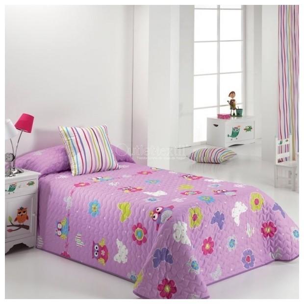 Reig Marti Reig Marti Kids Bouti Bedspred | Lulu - 1 Child bouti bedspread model Lulu, by Reig Martí. This bouti bedspread is id
