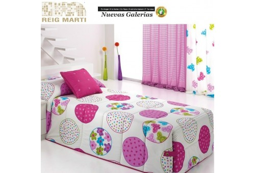Reig Marti Reig Marti Kids Quilt | Candycor - 1 Children's comforter model Candycor, by Reig Martí. ideal for the winter months