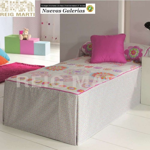 Reig Marti Reig Marti Kids Bedspread Quilt | Cassy - 1 Quilt comforter model Cassy, ??by Reig Martí. A classic touch in the chil