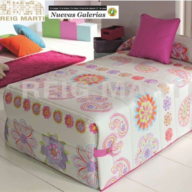 Reig Marti Reig Marti Kids Quilt | Cassy - 1 Cassy children's comforter, by Reig Martí. ideal for the winter months thanks to it