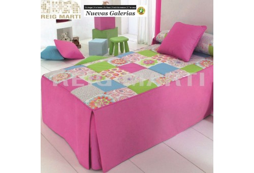 Reig Marti Reig Marti Kids Bedspread Quilt | Conny - 1 Quilt comforter model Conny, by Reig Martí. A classic touch in the childr