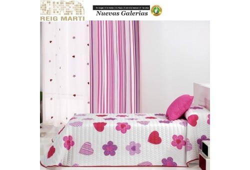 Reig Marti Reig Marti Kids Bouti Bedspred | Wendyco - 1 Wendyco bouti child quilt, by Reig Martí. This bouti bedspread is ideal