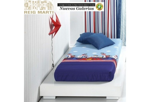Reig Marti Kids Fitted comforter | Piratas