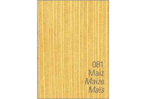 Colcha cubrecama foulard RÚSTICO LISO. Es-Tela 081-MAIZ