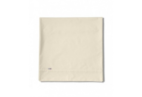 Sábana encimera COMBI LISOS. 100% algodón (144 hilos). Es-Tela 021-CREMA