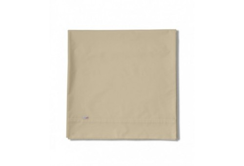 Sábana encimera COMBI LISOS. 100% algodón (144 hilos). Es-Tela 224-CAMEL