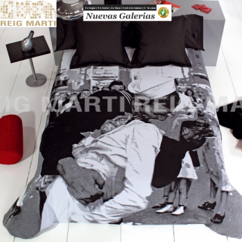 Reig Marti Duvet Cover | Stacy Gris