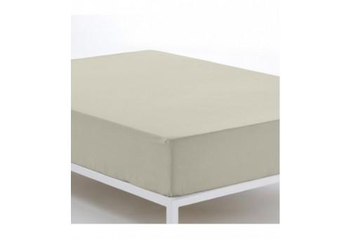 Bajera ajustable COMBI LISOS. 100% algodón (144 hilos). Es-Tela 138-PIEDRA